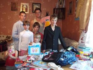 Семья Хурлаевых, Волгоградская область